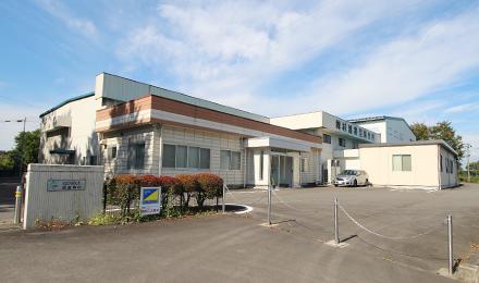 福島工場 外観